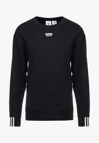 adidas Originals - REVEAL YOUR VOICE CREW - Sudadera - black - 4