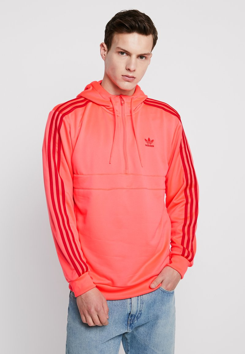 adidas Originals - Kapuzenpullover - flash red/scarlet