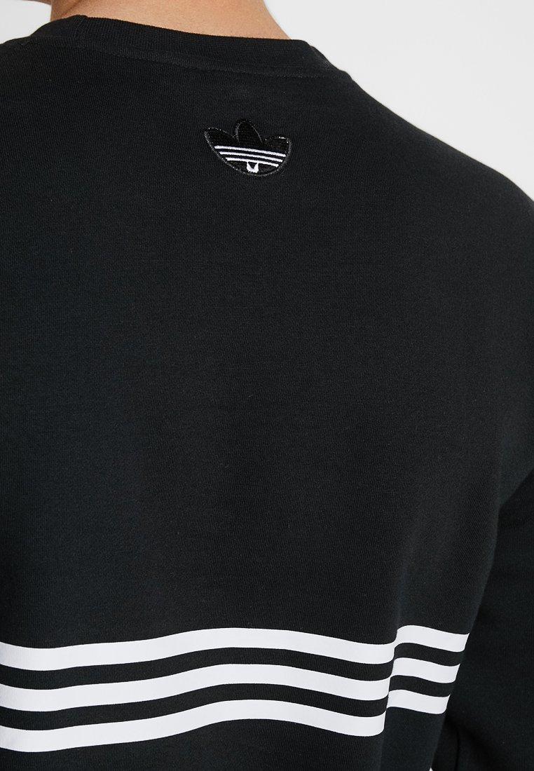 Originals OutlineSweatshirt Black Originals Adidas Adidas Black Adidas OutlineSweatshirt 4AjL53R