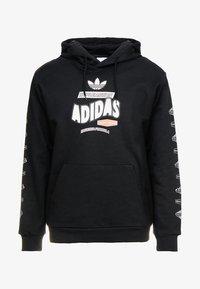 adidas Originals - BODEGA HOODIE - Hoodie - black - 4