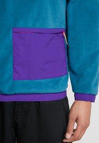 adidas Originals - POLAR TOP - Fleecová mikina - multi-coloured - 4