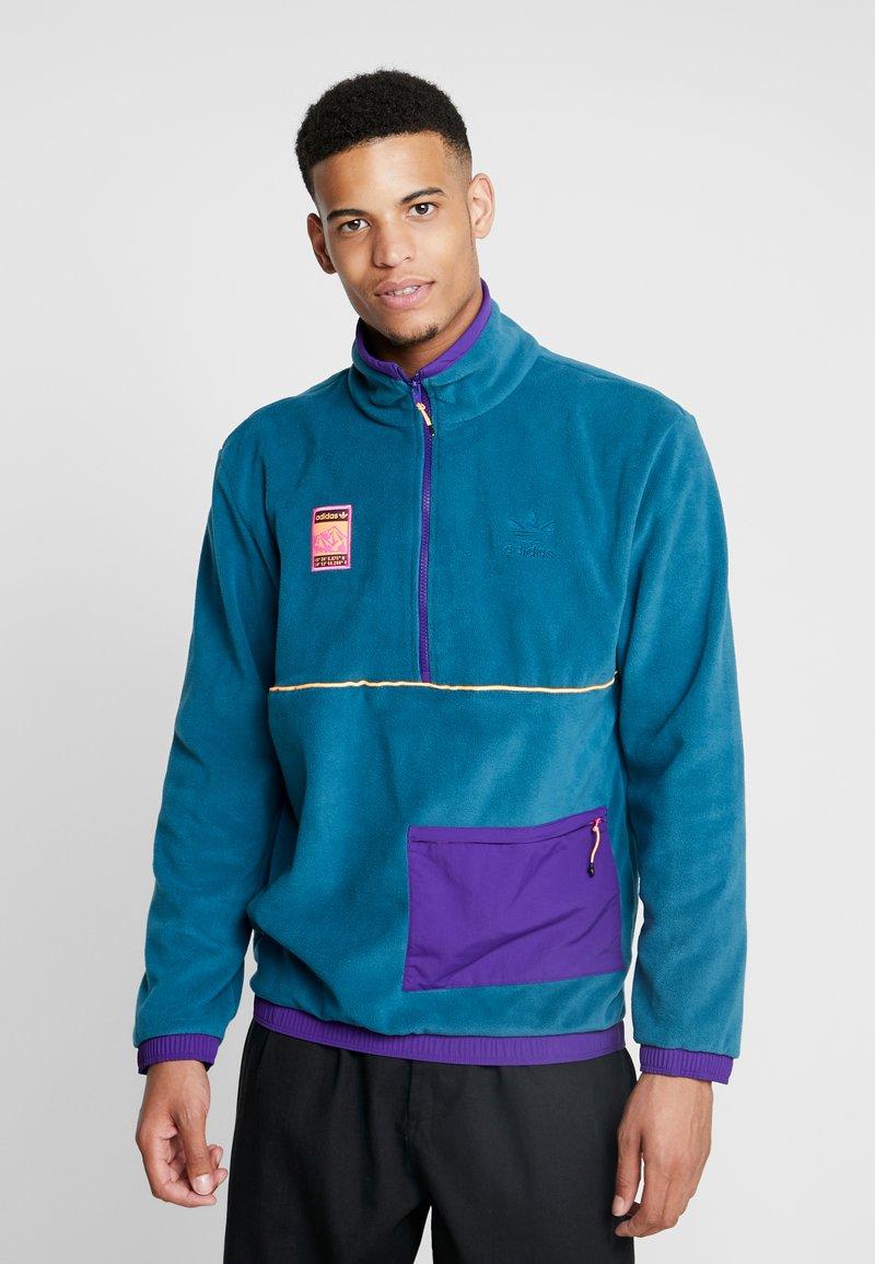 adidas Originals - POLAR TOP - Fleecová mikina - multi-coloured