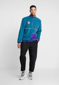 adidas Originals - POLAR TOP - Fleecová mikina - multi-coloured - 1