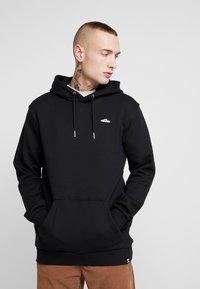 adidas Originals - MINI HOODY - Huppari - black - 0