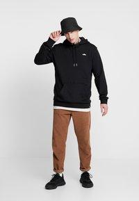 adidas Originals - MINI HOODY - Huppari - black - 1