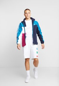 adidas Originals - FULL ZIP - Chaqueta de entrenamiento - active teal/berry - 1