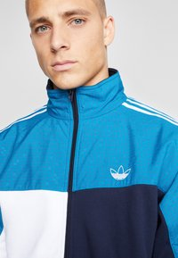 adidas Originals - FULL ZIP - Chaqueta de entrenamiento - active teal/berry - 3