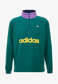 adidas Originals - Fleecepaita - collegiate green - 3