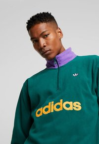 adidas Originals - Fleecepaita - collegiate green - 4