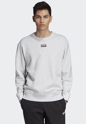 CREW SWEATSHIRT - Sweatshirt - grey