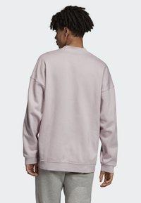 adidas Originals - TECH CREWNECK SWEATSHIRT - Sweater - purple - 1