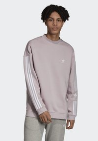 adidas Originals - TECH CREWNECK SWEATSHIRT - Sweater - purple - 0