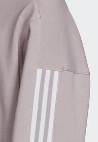 adidas Originals - TECH CREWNECK SWEATSHIRT - Sweater - purple - 6