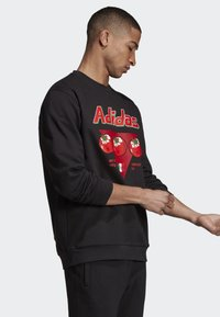 adidas Originals - BODEGA CAN SWEATSHIRT - Sweatshirt - black - 4