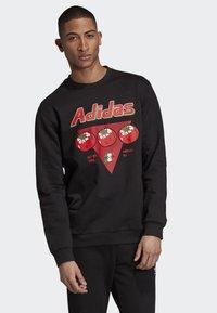adidas Originals - BODEGA CAN SWEATSHIRT - Sweatshirt - black - 0
