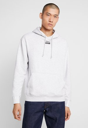 HOODY - Sweat à capuche - light grey heather