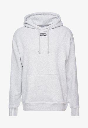 HOODY - Huppari - light grey heather