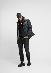 adidas Originals - HOODY - Sweat à capuche - black - 1
