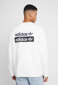 adidas Originals - CREW - Sweater - core white