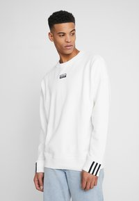 adidas Originals - CREW - Sweater - core white - 0