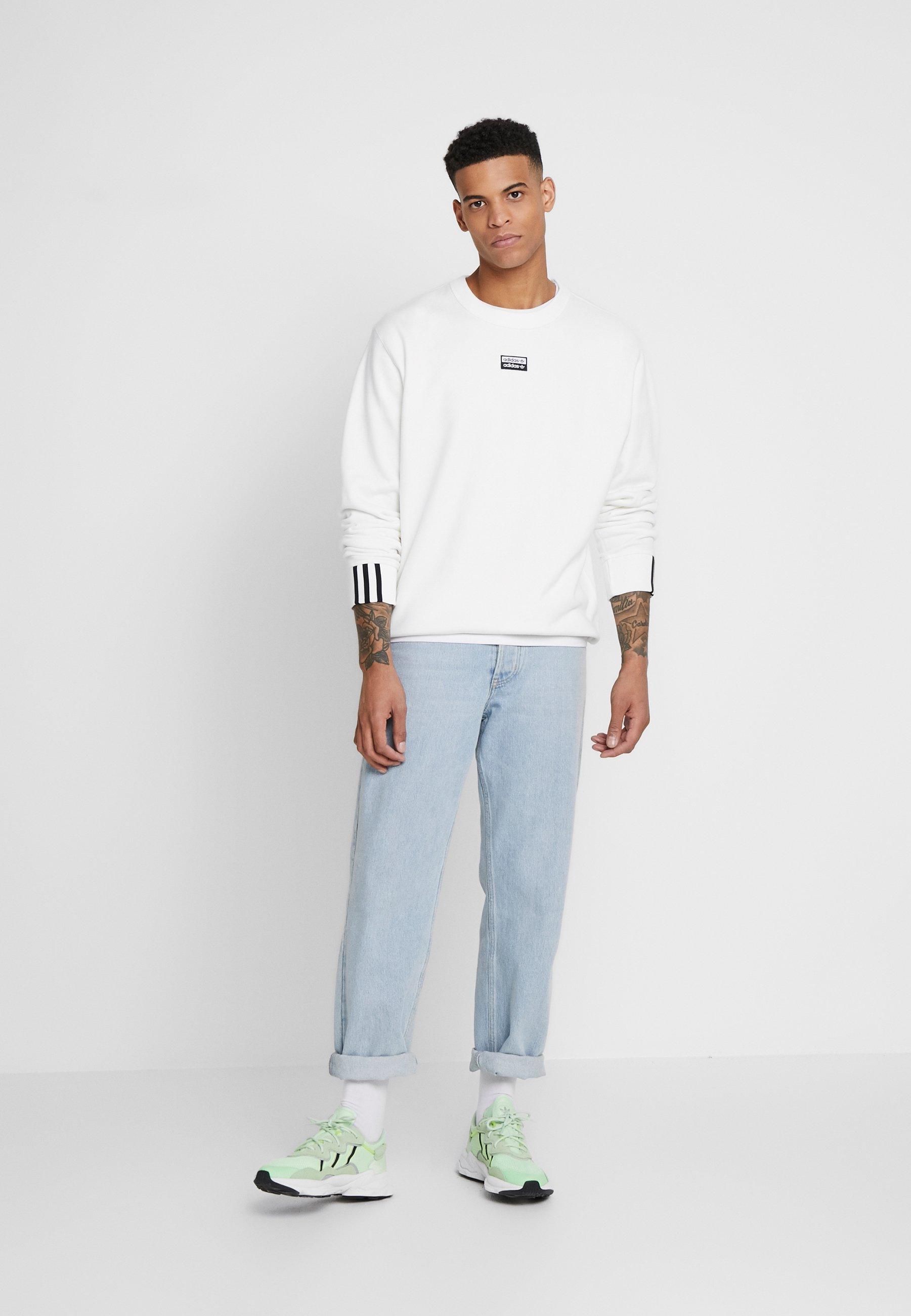 adidas Originals CREW - Bluza - core white