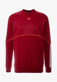 adidas Originals - OUTLINE  - Sudadera - burgundy - 4