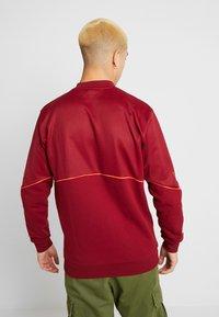 adidas Originals - OUTLINE  - Sudadera - burgundy - 2