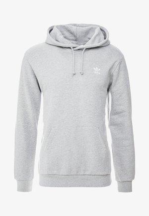 ESSENTIAL HOODY - Hoodie - medium grey heather