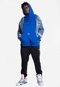 adidas Originals - Hoodie - blue - 1