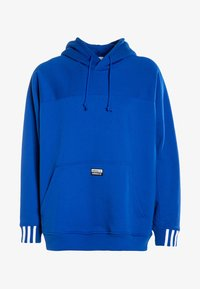 adidas Originals - Hoodie - blue - 4