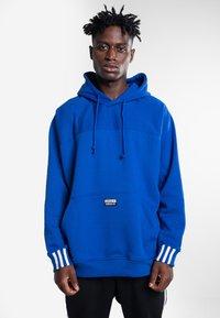 adidas Originals - Hoodie - blue - 0