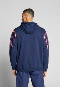 adidas Originals - FOOTBALL HOODIE - Sweat à capuche - blue - 2