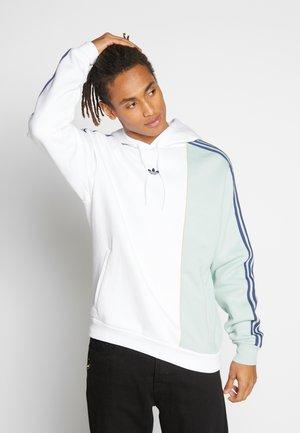 LOCKER - Sweatshirt - white
