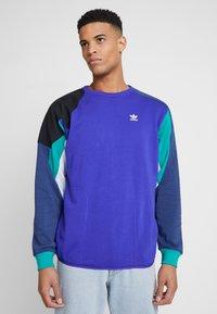 adidas Originals - Bluza - purple - 0