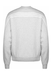 adidas Originals - SPORT COLLECTION LONG SLEEVE PULLOVER - Felpa - grey/white - 1