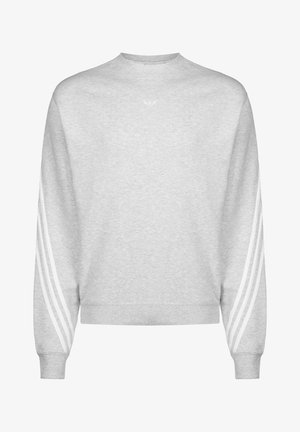 SPORT COLLECTION LONG SLEEVE PULLOVER - Collegepaita - grey/white