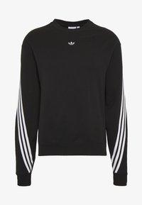adidas Originals - SPORT COLLECTION LONG SLEEVE PULLOVER - Sudadera - black/white - 4