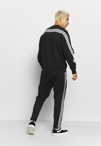 adidas Originals - SPORT COLLECTION LONG SLEEVE PULLOVER - Sudadera - black/white - 2