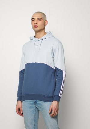 OUTLINE HOODY - Sweat à capuche - grey