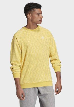 Sweater - yellow