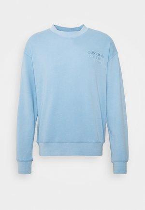 OVERDYED CREW - Sweatshirt - sky