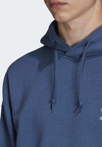adidas Originals - HOODIE - Sweat à capuche - blue - 4