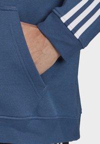 adidas Originals - HOODIE - Sweat à capuche - blue - 6