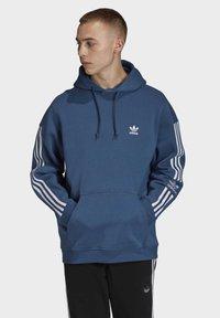 adidas Originals - HOODIE - Sweat à capuche - blue - 0