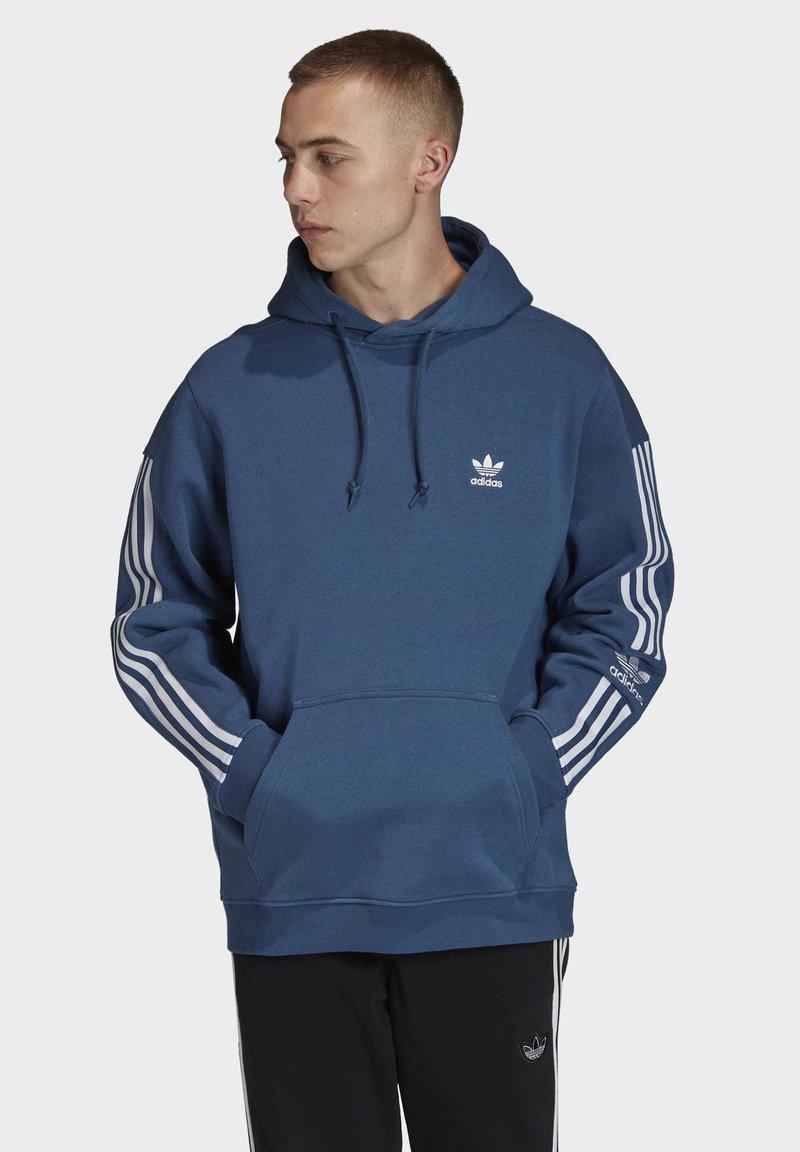adidas Originals - HOODIE - Sweat à capuche - blue