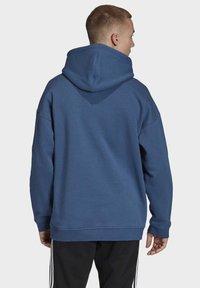 adidas Originals - HOODIE - Sweat à capuche - blue - 1