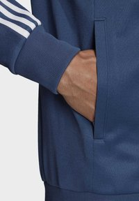 adidas Originals - SST TRACK TOP - Bomberjacke - blue - 5