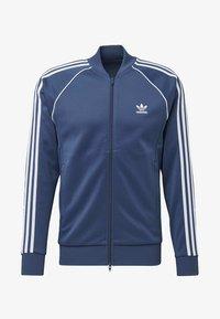 adidas Originals - SST TRACK TOP - Bomberjacke - blue - 7
