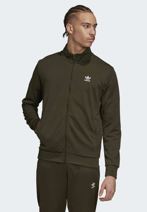 TREFOIL ESSENTIALS TRACK TOP - Giacca sportiva - green