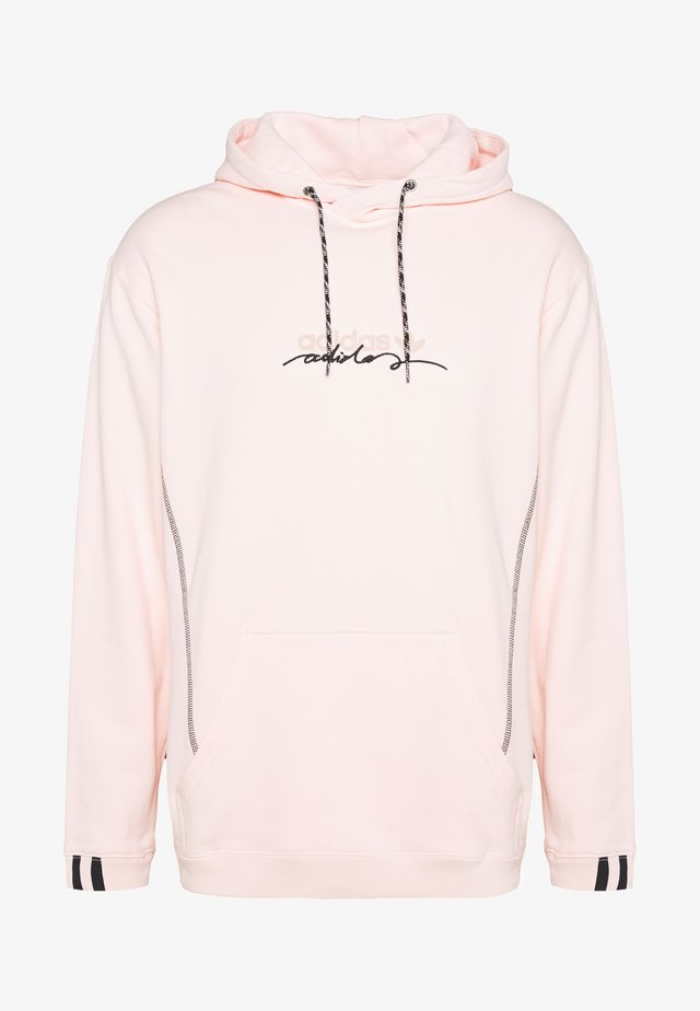 HOODY - Jersey con capucha - pink